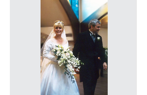 """Debbie C., married 2001 <br> """"Following TR helped me set boundaries with men, date successfully, and eventually marry Mr. Right! TR really pay off when you are married, too. I highly recommend TR!"""""""