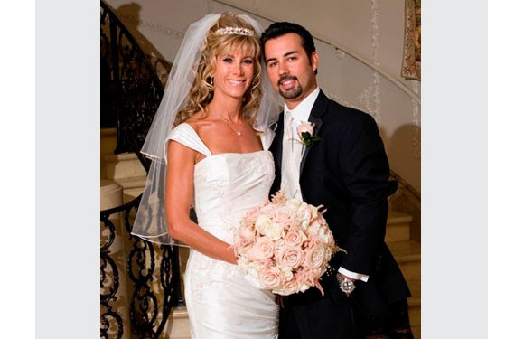 """Abbe L., married July 2008<br> """"Thanks to The Rules, my husband who is 14 years younger pursued me, a divorced mom with 3 boys, with an unstoppable passion to win his prize."""""""