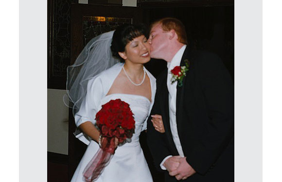 """Caroline D., married 2002<br> """"<i>The Rules</i>  transformed me from the girl you date to the girl you marry. Everything happened for me just as you promised in the book!"""""""